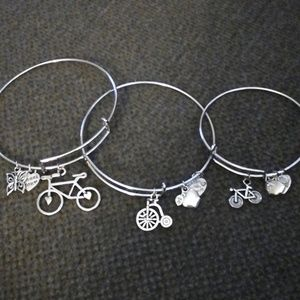 Jewelry - Handmade Bicycle Bracelets